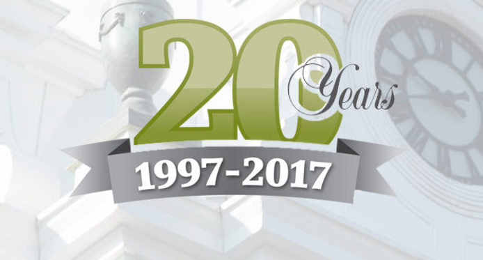 20th Anniversary Reflection: Vision of Opportunity Award