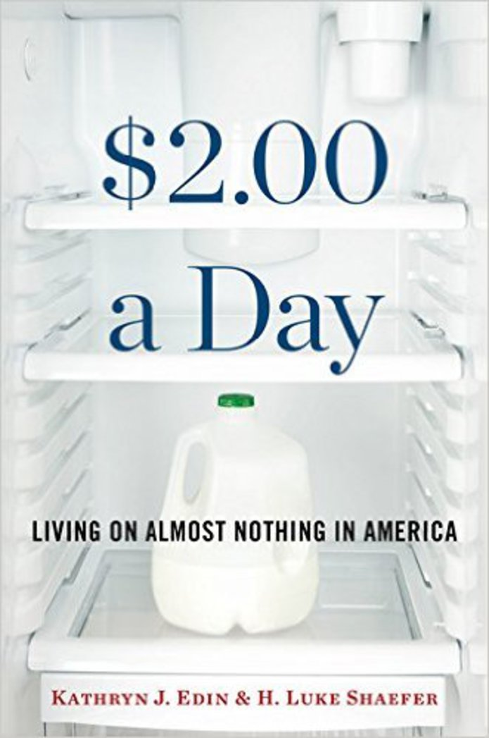 "Resilient Families Blog: Reflections on ""$2.00 a Day: Living on Almost Nothing in America"""