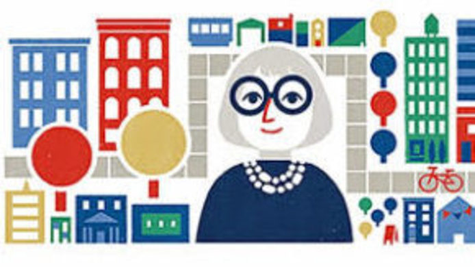 "Thank you, Jane Jacobs for knowing your ""PLACE""!"