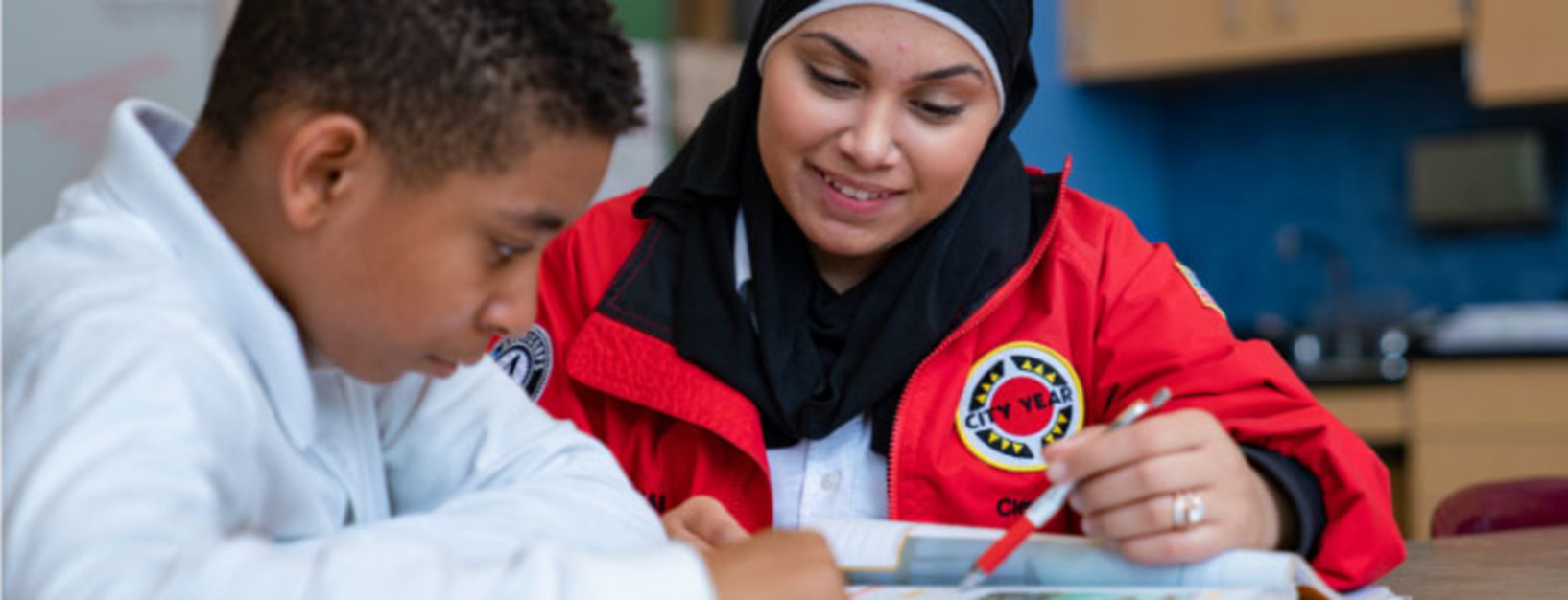 City year teaching child goal2